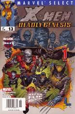 Marvel Select Flip Magazine #13