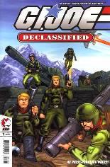 G.I. Joe: Declassified #1 Variant A