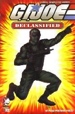 G.I. Joe: Declassified #1 Variant B