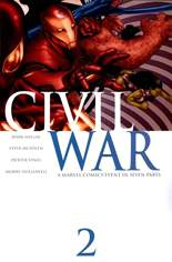 Civil War (2006-2007) #2 Variant A
