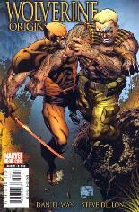 Wolverine: Origins (2006-2010) #3 Variant A
