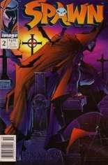 Spawn (1992-2020) #2 Variant A: Newsstand Edition