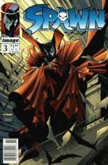 Spawn (1992-Present) #3 Variant A: Newsstand Edition