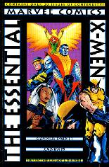 Essential X-Men (1997-Present) #TP Vol 1 Variant A: 2nd and 3rd Editions are separated due to different reprint content