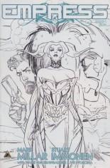 Empress (2016) #1 Variant G: Incentive Sketch Cover
