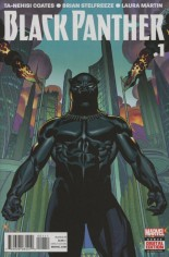 Black Panther (2016-2017) #1 Variant A