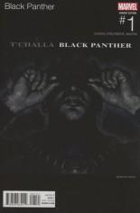 Black Panther (2016-2017) #1 Variant C: Marvel Hip-Hop Variant Cover