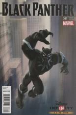 Black Panther (2016-2017) #1 Variant F: Incentive KABAM Game Variant Cover
