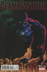 Black Panther (2016-2017) #1 Variant I: Incentive Variant Cover