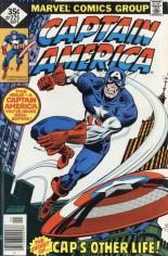 Captain America (1968-1996) #225 Variant B: Whitman Variant