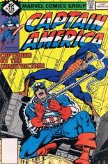 Captain America (1968-1996) #228 Variant B: Whitman Variant