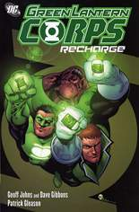 Green Lantern Corps: Recharge #TP