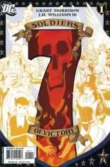 Seven Soldiers of Victory (2005-2006) #1