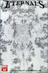 Eternals (2006-2007) #1 Variant D: Sketch Variant
