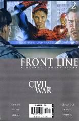 Civil War: Front Line (2006-2007) #2 Variant A