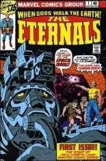 Eternals (1976-1978) #HC