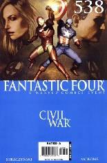 Fantastic Four (1998-2011) #538