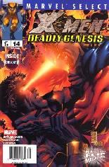 Marvel Select Flip Magazine #14