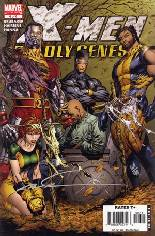 X-Men: Deadly Genesis (2006) #6 Variant B: DF Signed Edition; Signed by Marc Silvestri