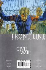 Civil War: Front Line (2006-2007) #3 Variant A