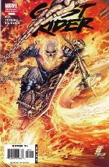 Ghost Rider (2006-2009) #1 Variant B: 1:15 Variant