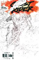 Ghost Rider (2006-2009) #1 Variant C: 1:30 Sketch Cover