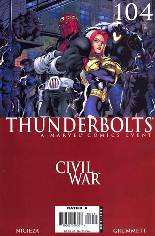 Thunderbolts (1997-2003, 2006-2012) #104 Variant A