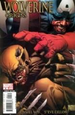Wolverine: Origins (2006-2010) #4 Variant A