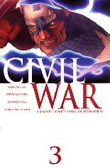 Civil War (2006-2007) #3 Variant A