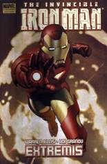 Iron Man (2005-2009) #HC Vol 1 Variant A