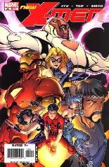 New X-Men (2006-2008) #28