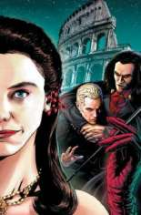 Spike vs. Dracula #4 Variant A
