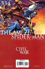 Amazing Spider-Man (1999-2014) #534