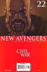 New Avengers (2005-2010) #22