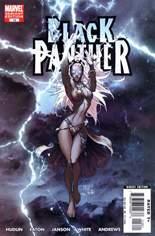 Black Panther (2005-2008) #18 Variant C: Variant Edition
