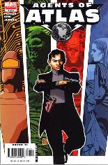 Agents of Atlas (2006-2007) #1 Variant A