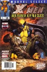 Marvel Select Flip Magazine #15