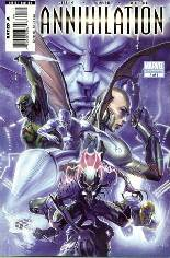 Annihilation (2006-2007) #1 Variant A