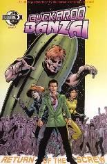 Buckaroo Banzai (2006) #2 Variant A