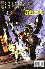 Spike vs. Dracula #5 Variant C