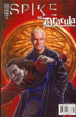 Spike vs. Dracula #5 Variant D