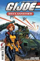 G.I. Joe: Declassified #2 Variant A