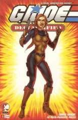 G.I. Joe: Declassified #2 Variant B