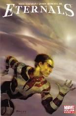 Eternals (2006-2007) #3 Variant A