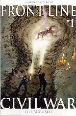 Civil War: Front Line (2006-2007) #1 Variant C: 2nd Printing