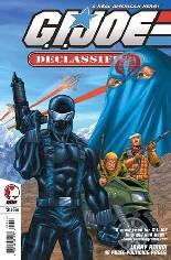 G.I. Joe: Declassified #3 Variant A