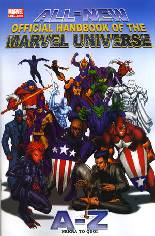 All-New Official Handbook of the Marvel Universe A to Z (2006-2007) #8