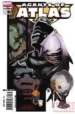 Agents of Atlas (2006-2007) #2