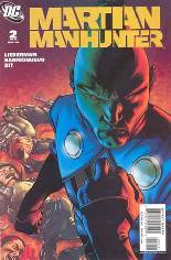 Martian Manhunter (2006-2007) #2