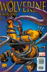 Wolverine: Origins (2006-2010) #6 Variant A